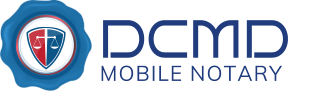 DCMD Mobile Notary